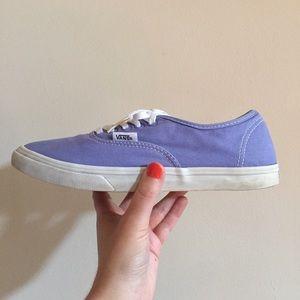 VANS Lo Pro Light Purple Sneakers